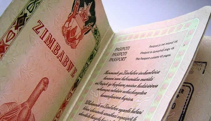 Zimbabwe won't renew blank passports: Use it or lose it