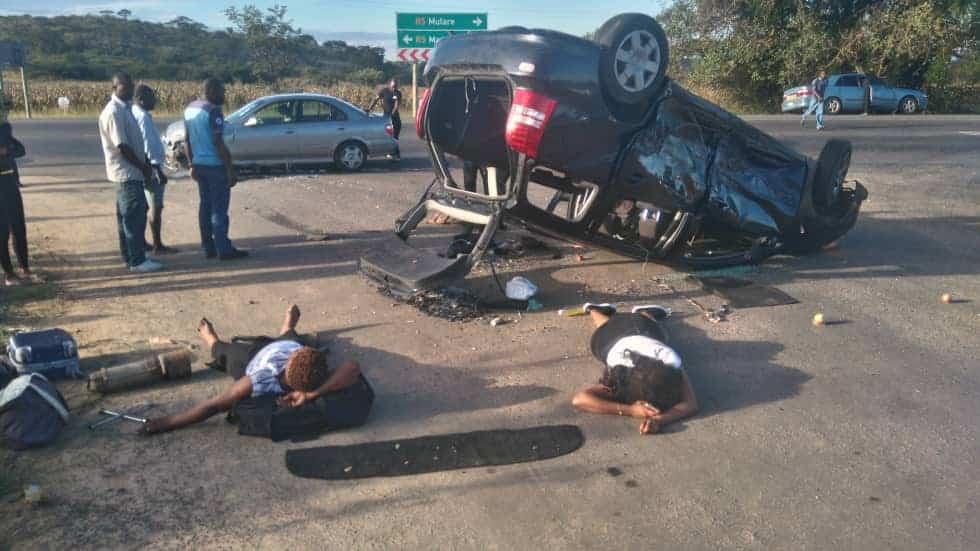 BREAKING Deadly Accident In Zim Many Feared Dead In