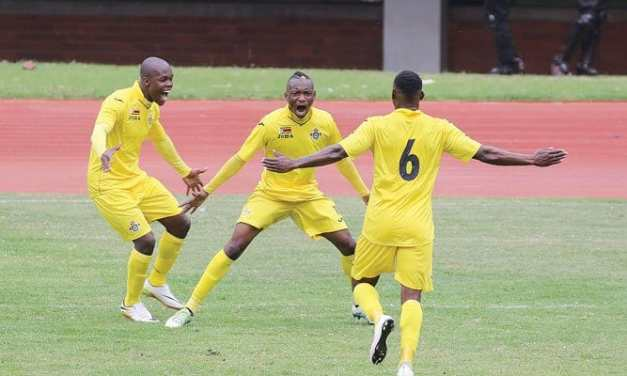 FULL LINEUP: Zimbabwe Warriors team jets into Algeria for Afcon match