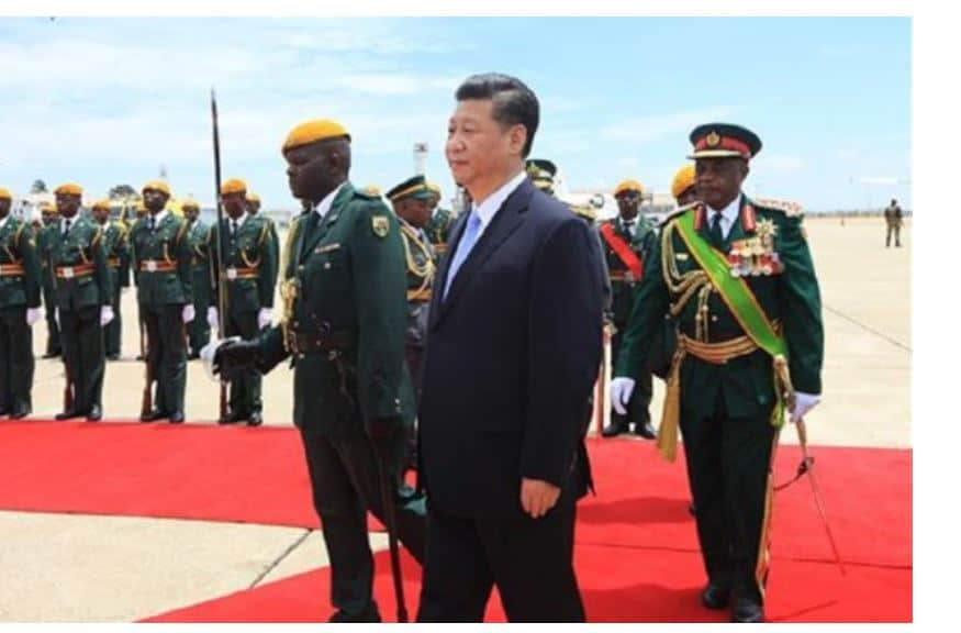 Plot to oust Mnangagwa: China backs Chiwenga Presidency with US$50 ...