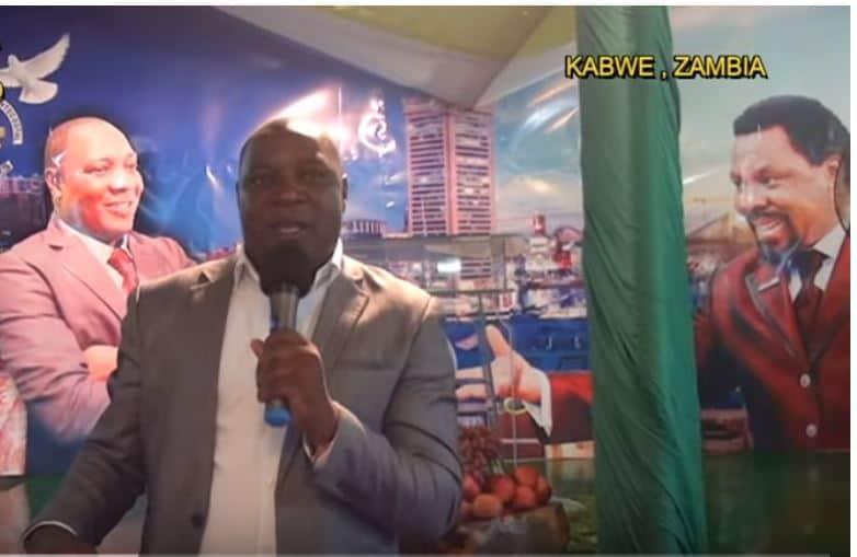 Army to remove Mnangagwa, A young man to takeover: Chibanga Zimbabwe Prophecy VIDEO