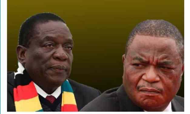 Chiwenga puts Mnangagwa under virtual military house arrest..Full Details