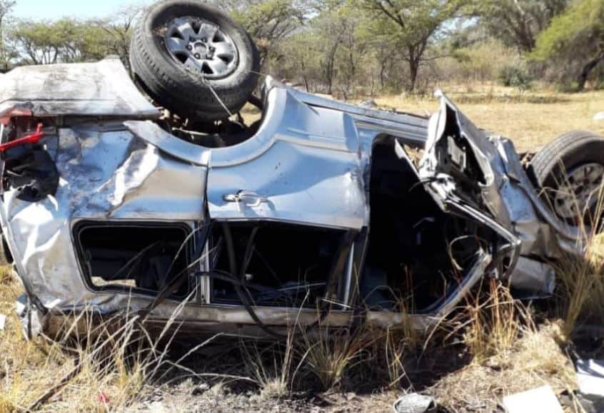 Police Report On Fatal Chiwenga Road Accident…Deceased Trio Named