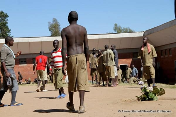 Karoi Prison Now Hell On Earth… Inmates Walk Naked, Last Brushed Teeth 5 Years Ago