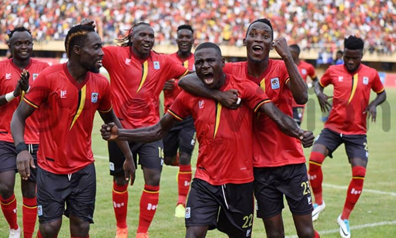Uganda 2 DRC 0:  Cranes record first Afcon win since 1978