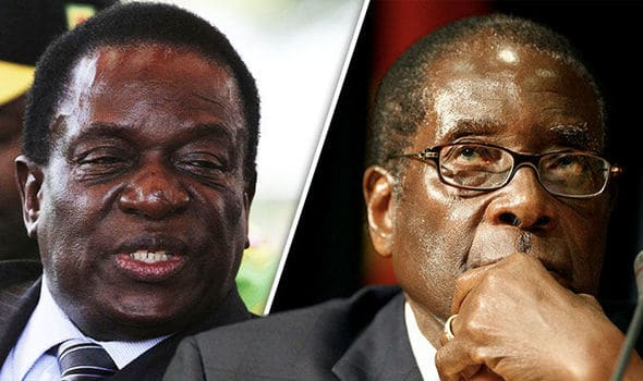 Mugabe Latest: ED warned to respect his mentor's deathbed wishes