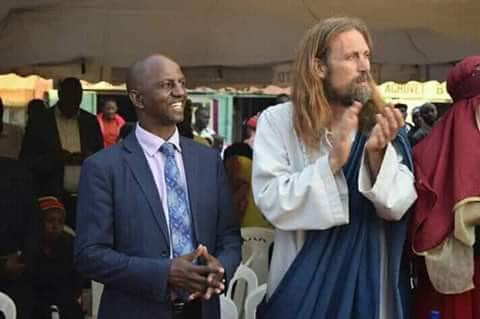 WATCH:Pastor Claims To Have Found Jesus Roaming The Streets…Invites Him To Church