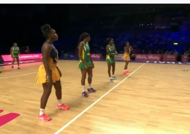 Video: Zimbabwe Gems 66 Barbados 41..NetBall World Cup 2019