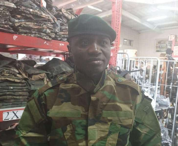 General Jonas Tinashe launches military operation to remove ED, Zanu PF