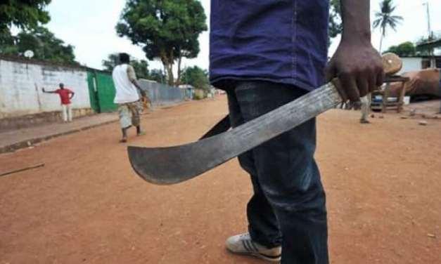 Machete Gang strikes in Lupane, loots cash, groceries