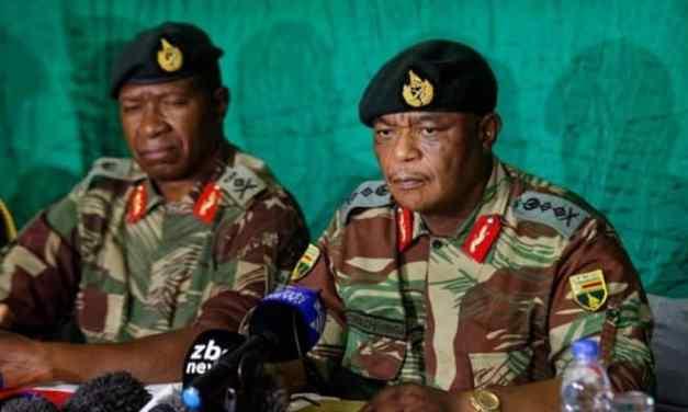 Mnangagwa demands US$10 Million, Immunity, Zimbabwe military chiefs say he must resign NOW