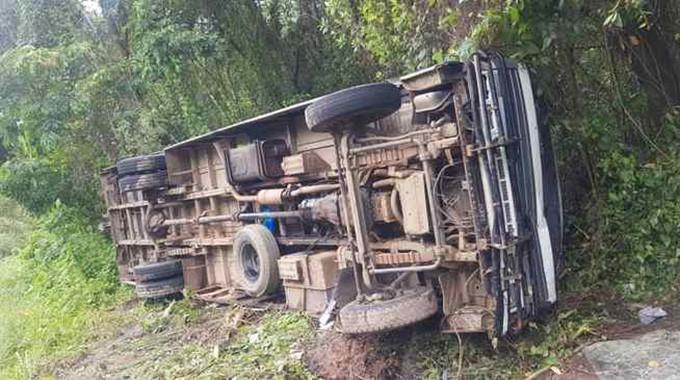MUTARE: Miss Tourism models survive bus crash