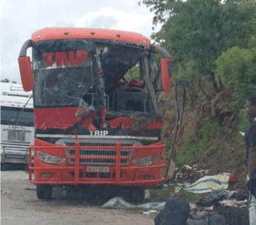 CHIRUNDU: Four killed in Trip Trans Bus accident in Zimbabwe