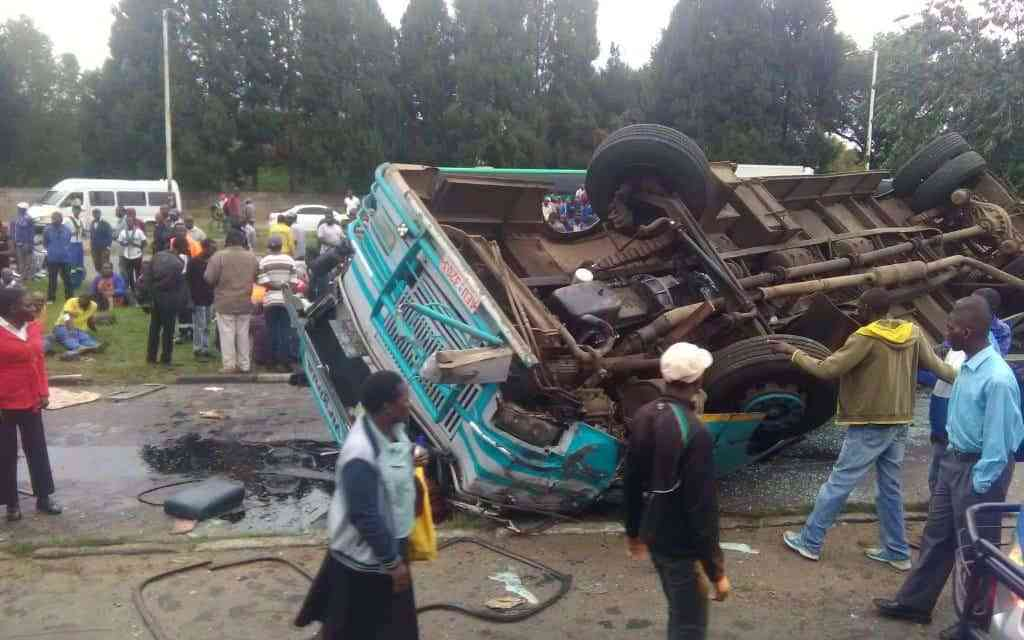 2 die on spot, several others feared dead in Zupco accident