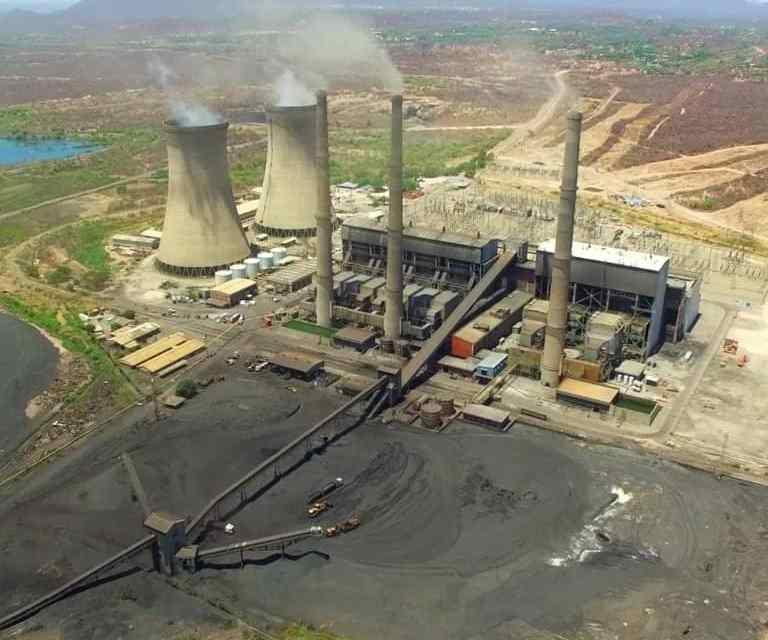 Hwange Thermal Power Station shuts down following heavy rains