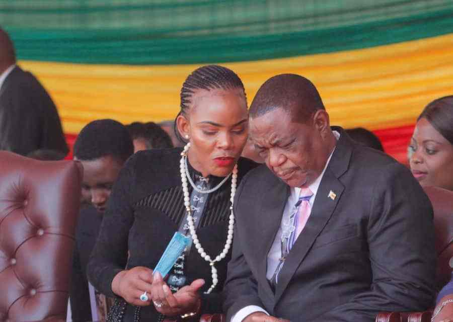 """Marry Mubaiwa pens letter to VP Chiwenga telling him """"who knew that one day you would steal money…."""""""