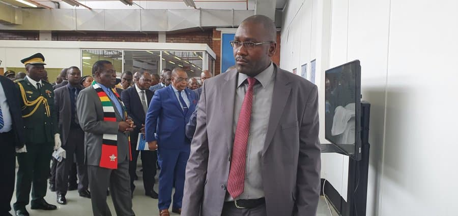 VIDEOS: Who is in Charge…Mnangagwa  tours ZITCO with Acting President Chiwenga