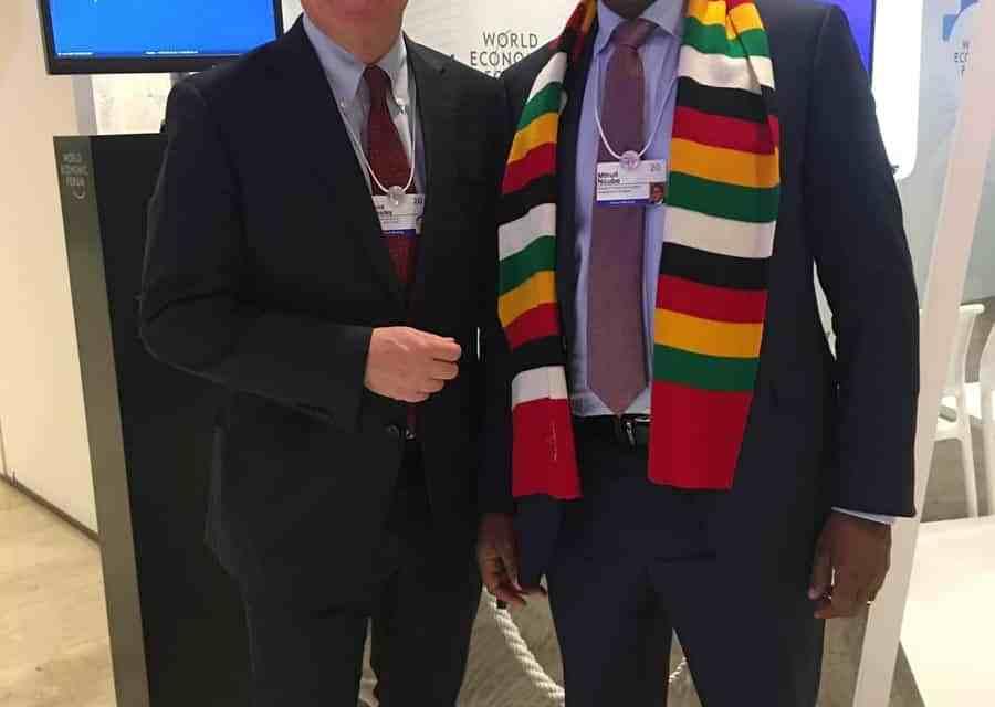 'Netizens' savage 'photoshoot Minister' Mthuli Ncube