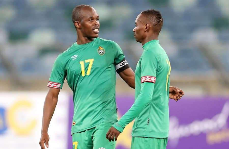 Football: Zimbabwe Warriors captain Knowledge Musona signs for KAS Eupen