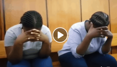 Video, Pictures: Zim co-wives sisters Rachel, Carol Nkata in court over murder of child Natalie(9) in Namibia