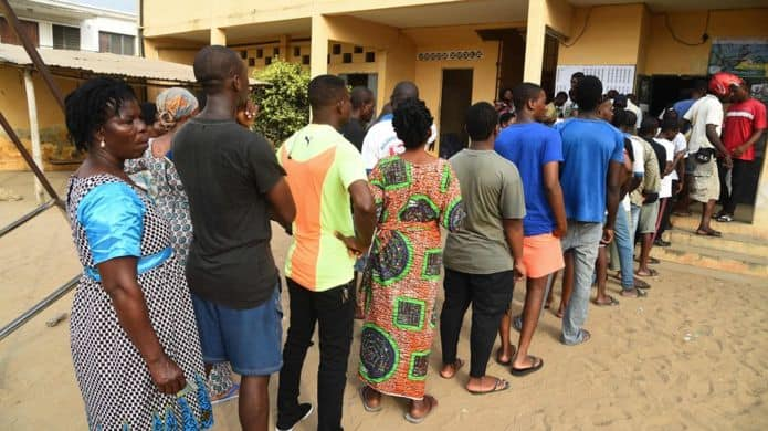 Ruling Party Sets Fake Polling Stations inTogo, Claims Opposition