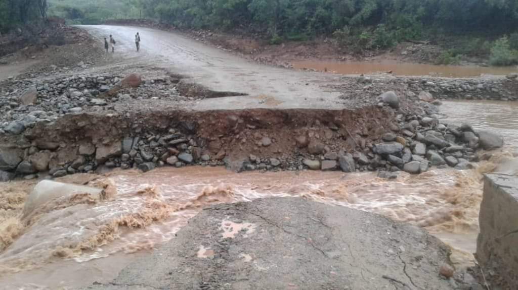JUST IN: Chimanimani hit by floods, AGAIN