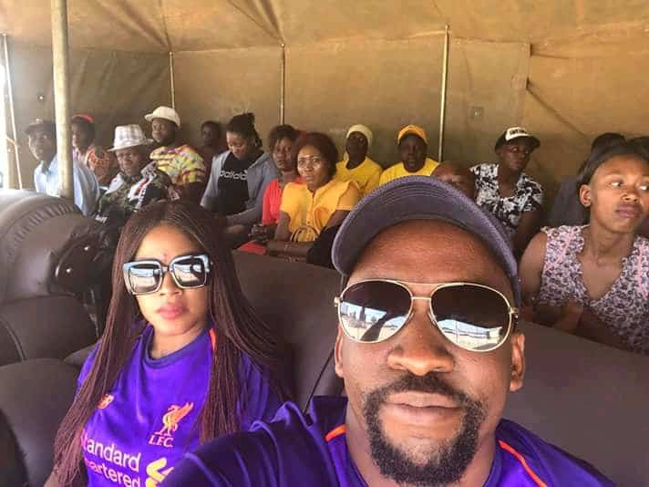 Prophet Bushiri beds, impregnates ex-Zimbabwe Minister Terrence Mukupe's wife?…PICTURES