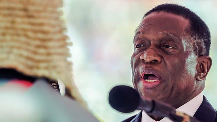 My Door Remains Open, Says Mnangagwa