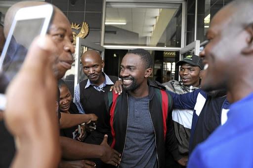 Zim tycoon Sam Chabalala Mshengu real name Gilbert Tachuona freed on R500 000 bail ..PICTURES