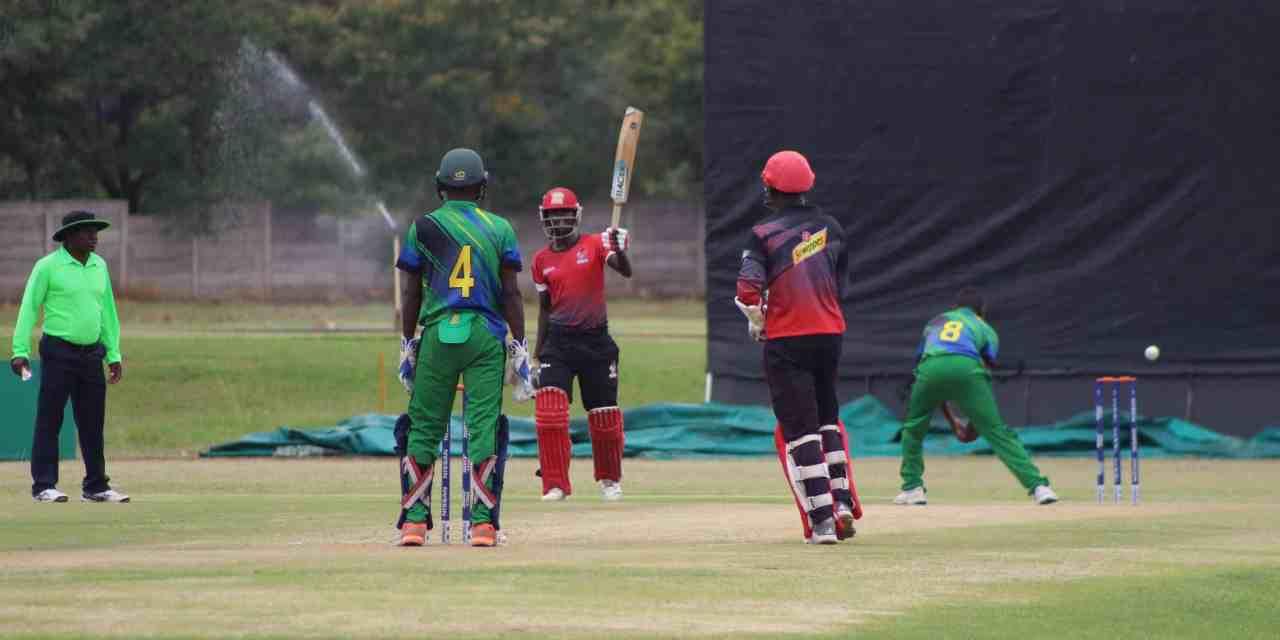Midwest Rhinos, Tanzania Play Final Cricket Match Despite Mnangagwa corona Virus Ban