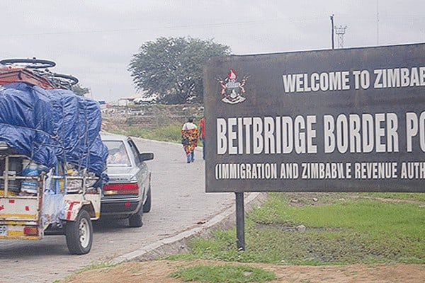I29 ex-Convicts among 500 new Deportees in Beitbridge