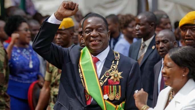 'Mnangagwa Dance In Botswana Was Unpresidential'