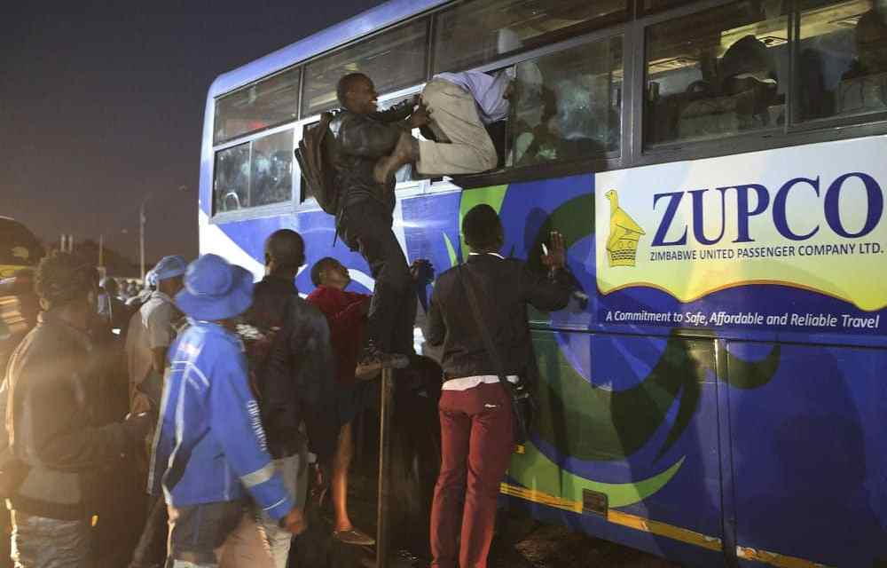 ZUPCO In 100% Fare Hike For Urban Routes