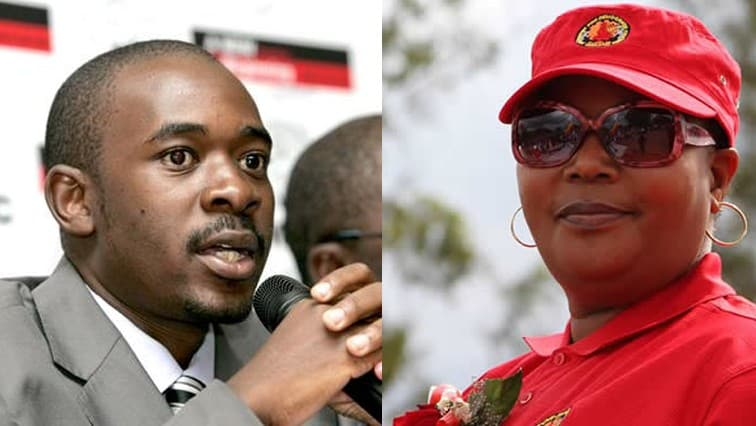 North America Snubs Khupe, Sides With Chamisa'