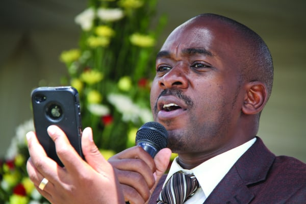 Chamisa consults on party name to use in future elections