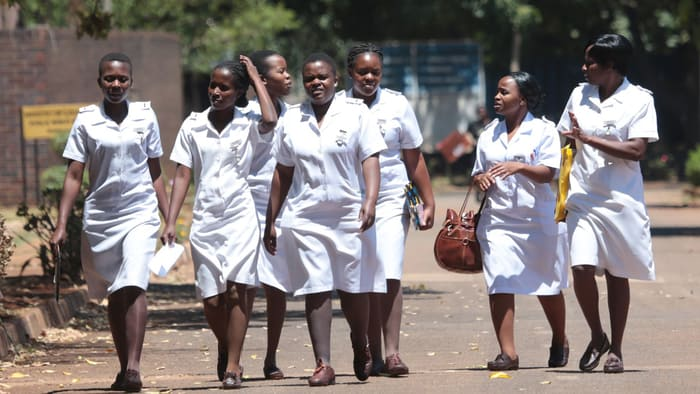 Disaster Looms as Zim Nurses Threaten to Down Tools