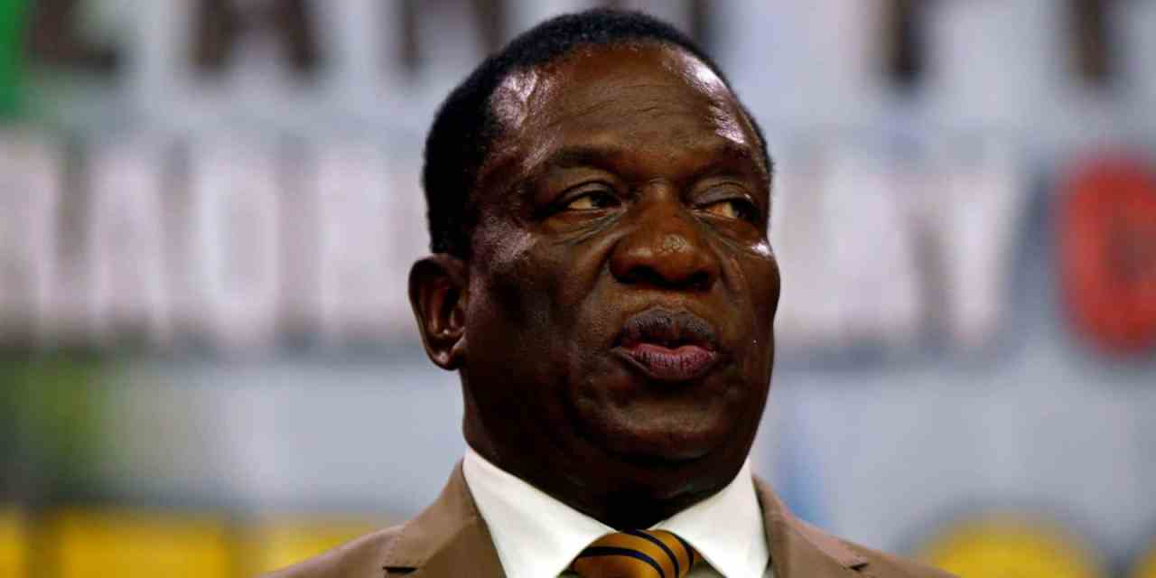 Shun anti-Government Demos to Defeat Covid19: ED Mnangagwa Warns Zimbos