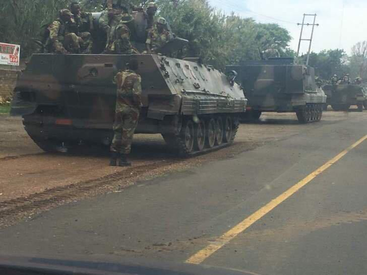 Soldiers at Zimbabwe Army Barracks test Positive for Covid19: REPORTS