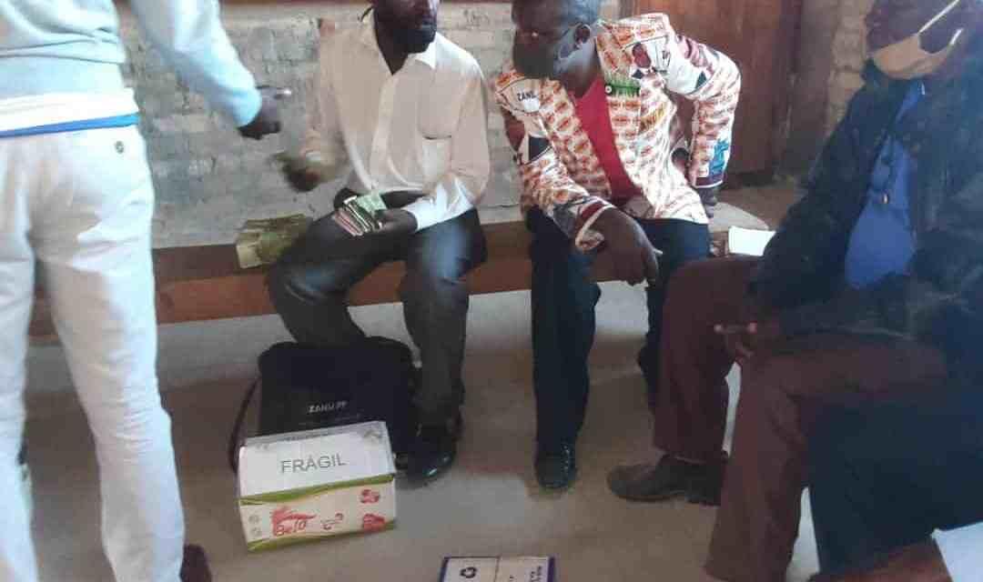 Shurugwi North MP in 120 'bond' Bribery Storm ahead of Zanu PF DCC polls