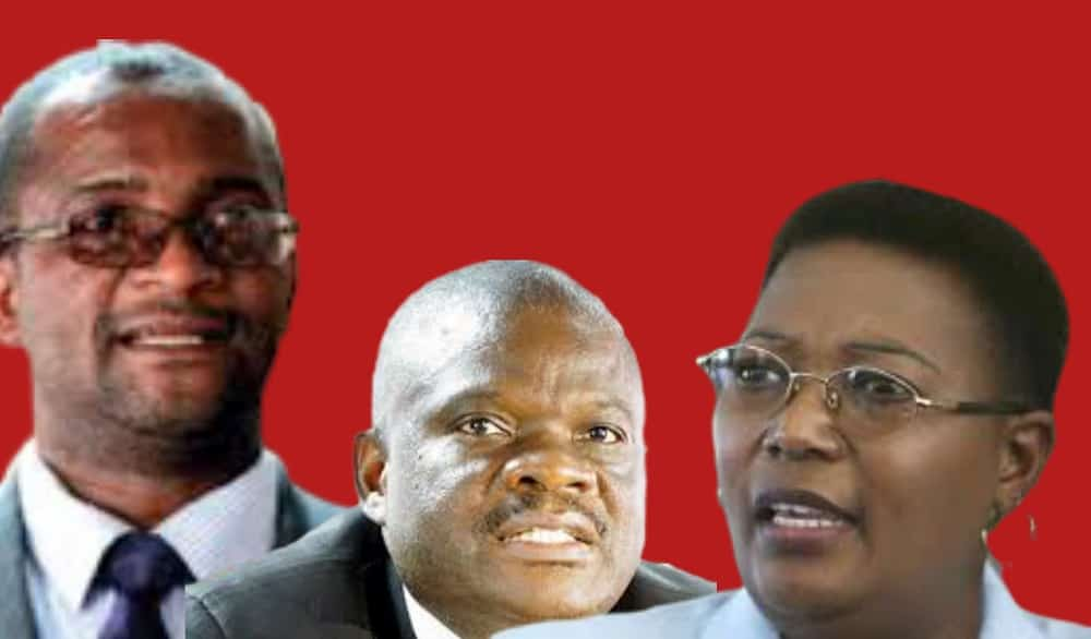 Khupe faces MDC-T national council..Mnangagwa camp fears Mwonzora takeover