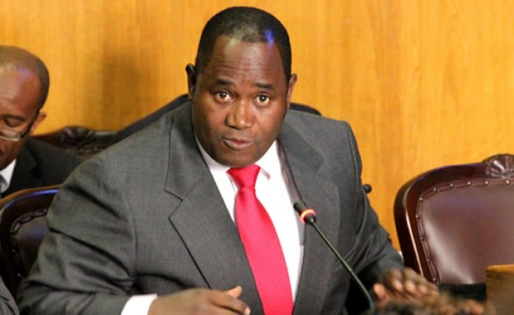 'Why didn't you Call me before Defaming us?' angry Gideon Gono to Alex Magaisa