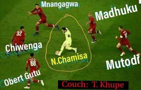 Mat North Senate: Thokozani Khupe 0-1 Nelson Chamisa