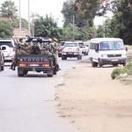 KWEKWE: Mnangagwa's Motorcade in Road Accident
