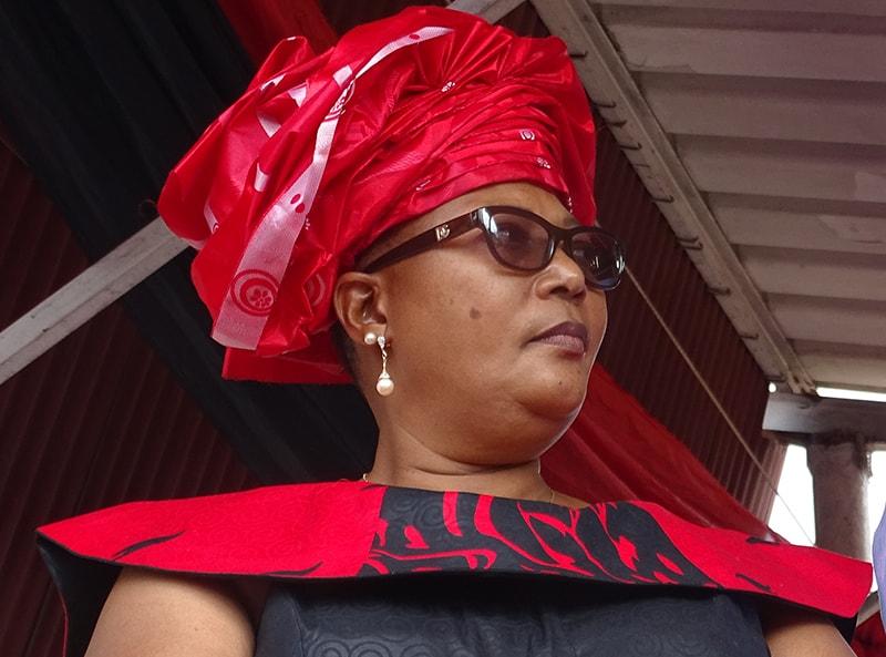 Thokozani Khupe's Moments of Shame at Gogo Chamisa's Burial