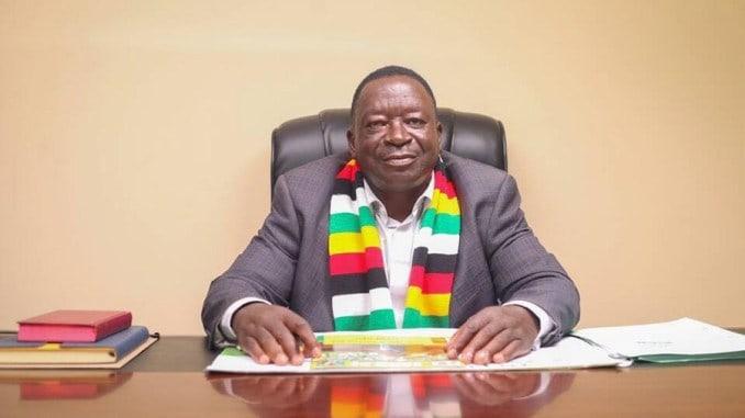 Covid19 Hasn't Killed Zimbabweans, says Victor Matemadanda