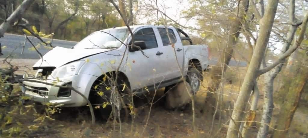"LATEST NEWS: Minister Kazembe Kazembe in ""fatal road accident, 1 dead""..PICTURES"