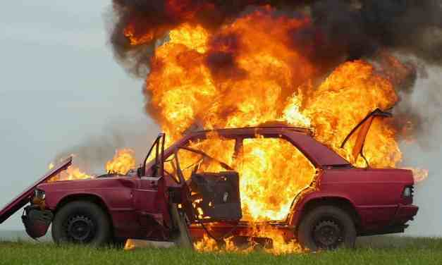 LUCK TO BE ALIVE: ZIMDEF accountant, family kidnapped by robbers, tied in car, set on fire