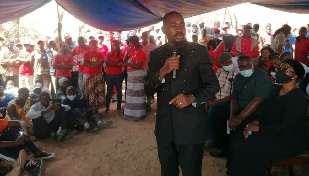 JUST IN: MDC Alliance Kuwadzana MP laid to rest… PICTURES