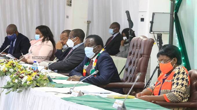NO CRISIS IN ZIM: Says ED as he defends police brutality