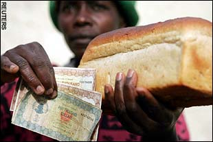 BREAKING: 50% bread price increase with immediate effect